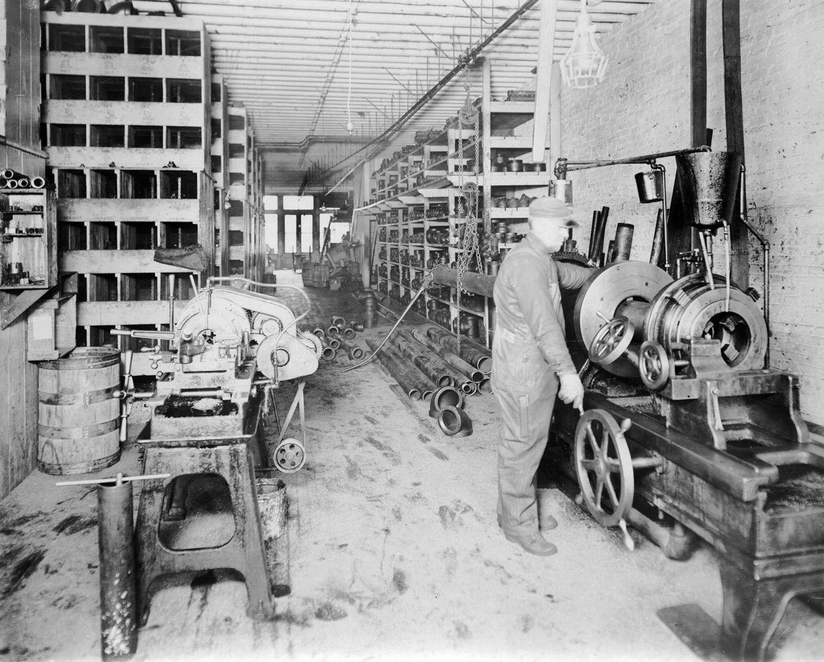 The Way it Was: La Crosse Plumbing Supply Co.