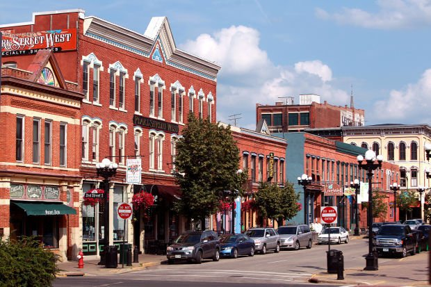 Hometown Icon: Pearl Street