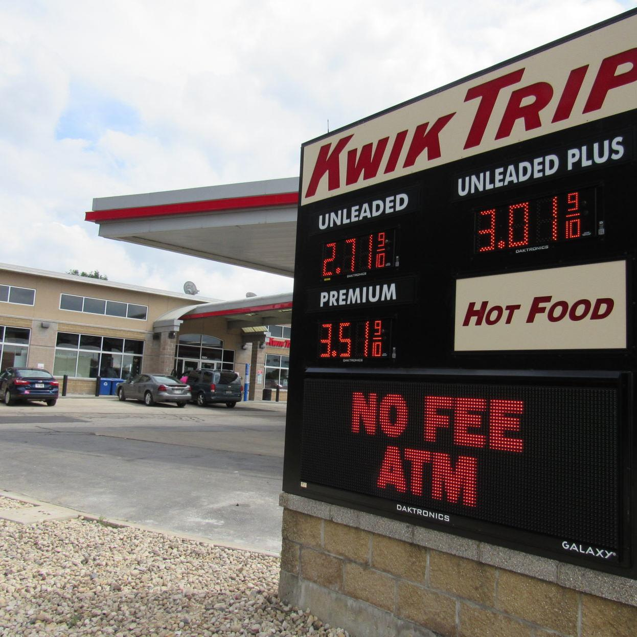 Kwik Trip stores adding in-store digital advertising screens