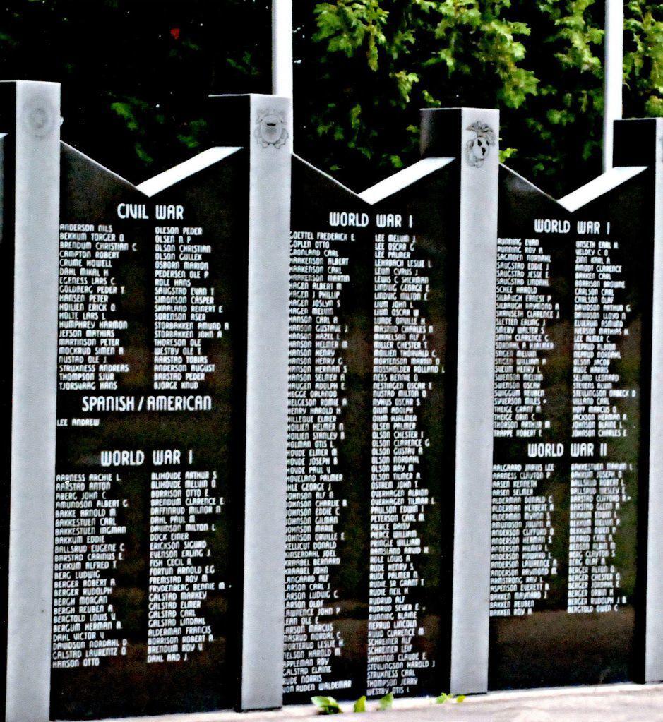 Westby Area Veteran's Memorial