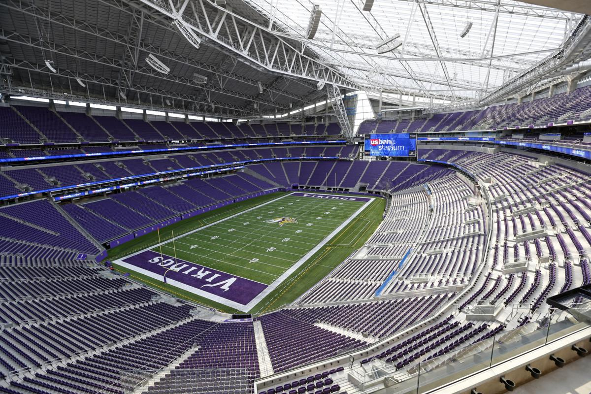 Exterior: U.S. Bank Stadium Ugly On The Outside, Awesome On The