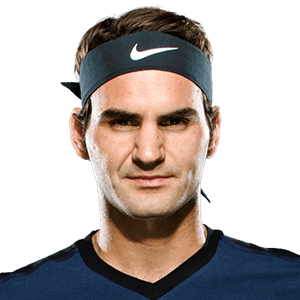Roger Federer mug shot