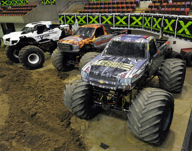 Monster X Tour Stops At The La Crosse Center Local