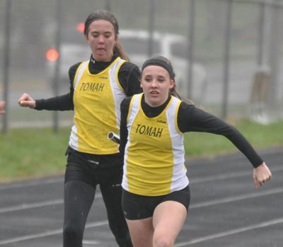 Despite weather, girls pile up personal records | Tomah Journal