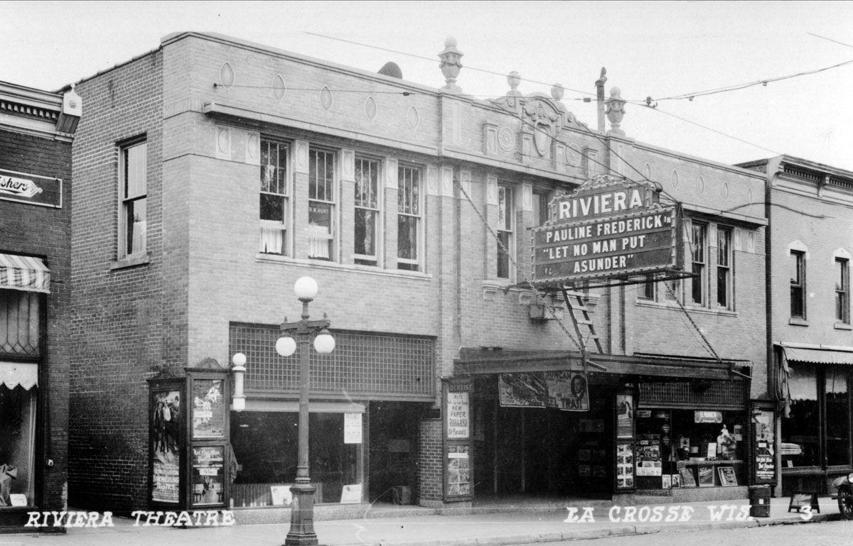 The Way it Was: Riviera Theater