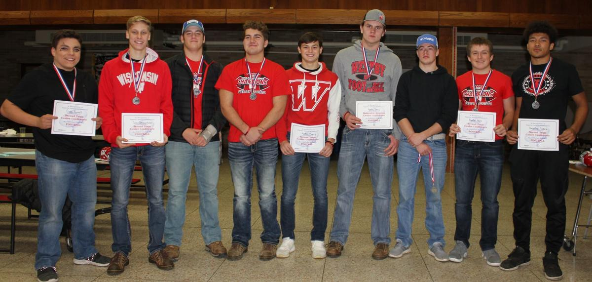 Westby second team Coulee Conference