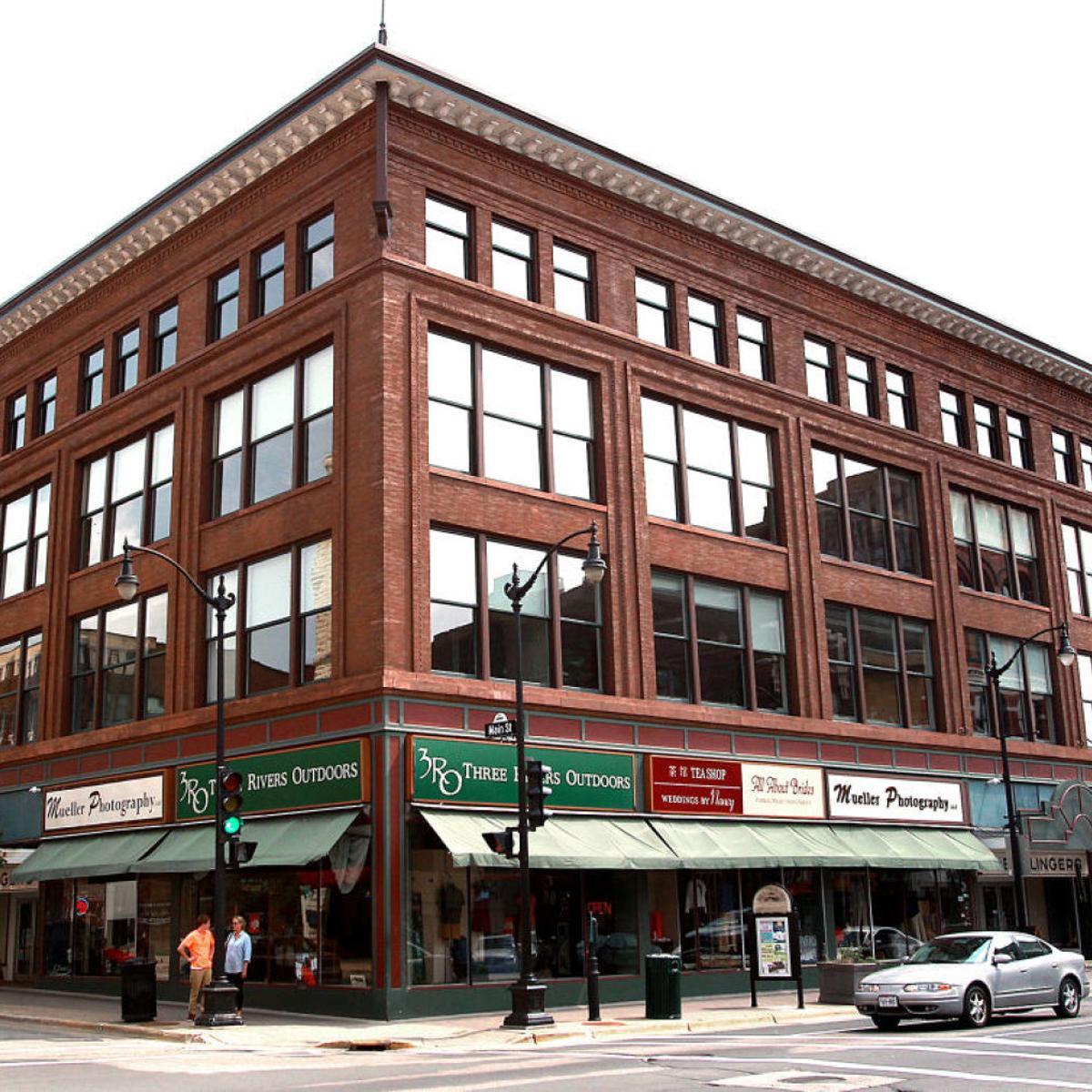 Duluth Trading Co To Open In Doerflinger Building Local News Lacrossetribune Com