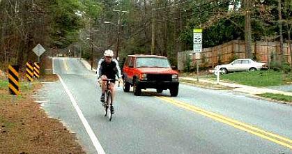 Cyclist-motorist conflict