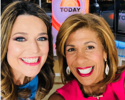 Hoda Kotb Replaces Matt Lauer As Co-anchor Of 'TODAY'