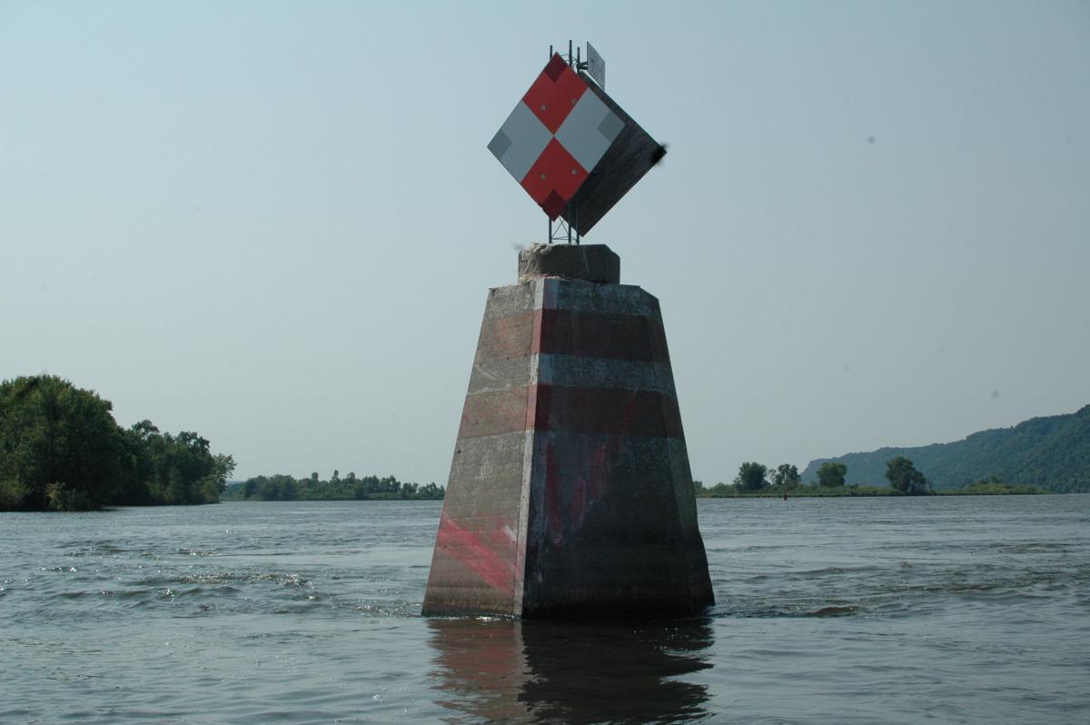 Navigational marker 4