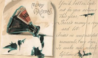Things That Matter: An early Christmas card