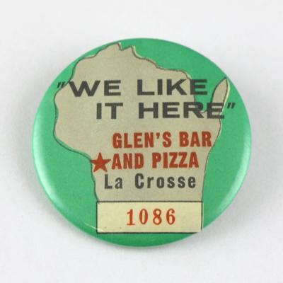 A toast to Glen's