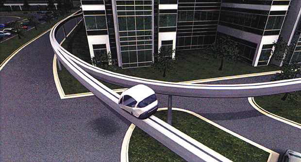 Personal Rapid Transit