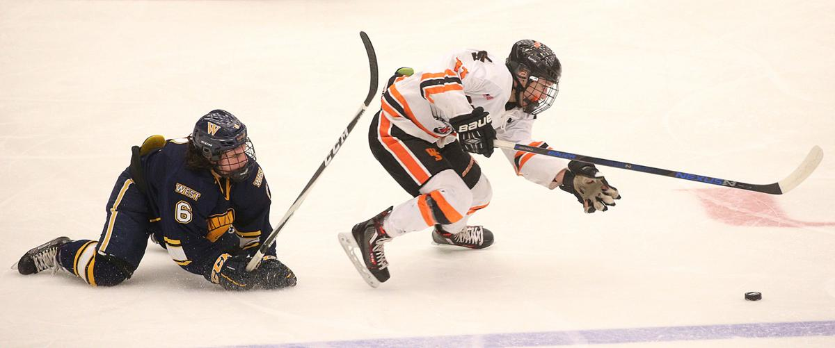 West Salem/Bangor State Hockey