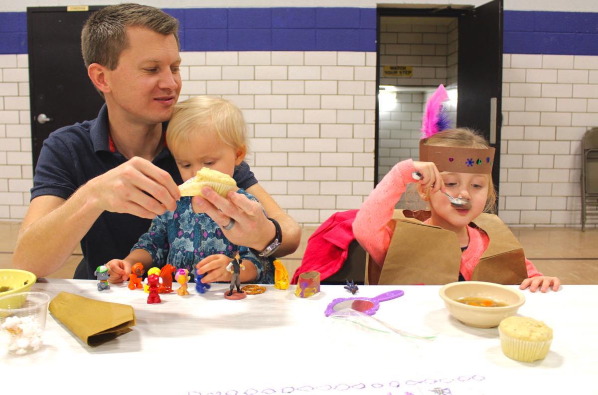 Thorson family feast
