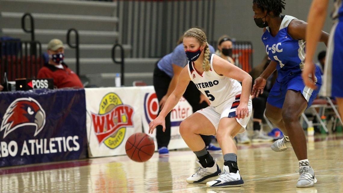 College Basketball Viterbo Women Taking Big Strides College Lacrossetribune Com