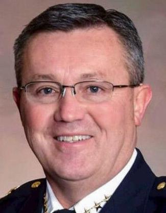 Onalaska Assistant Chief Jeffrey Cavender