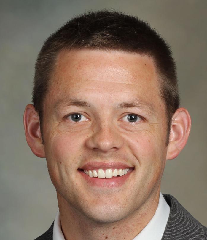 Mayo's Dr. Jake Erickson