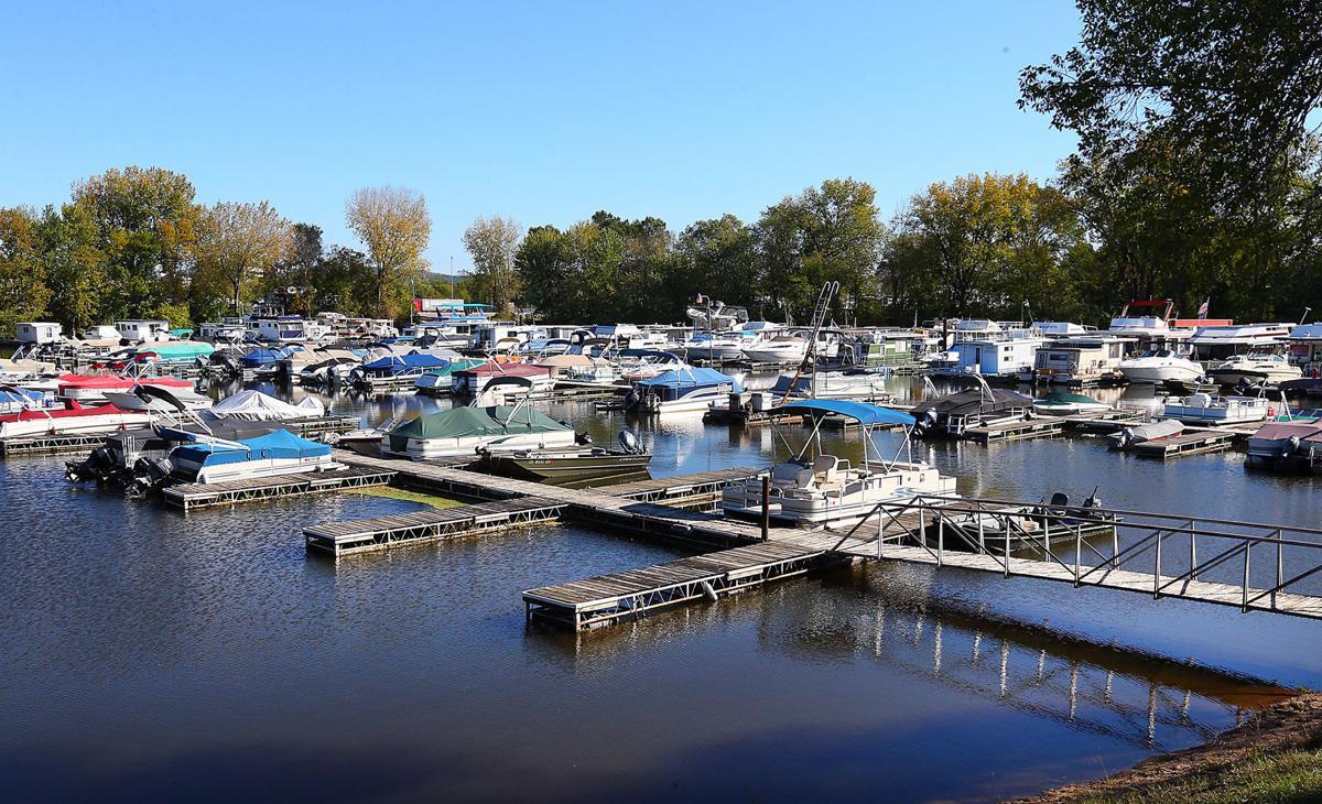 La Crosse Municipal Boat Harbor