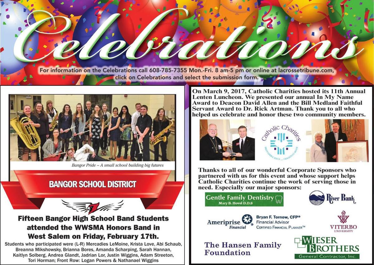 Celebrations! | Celebrations | lacrossetribune com