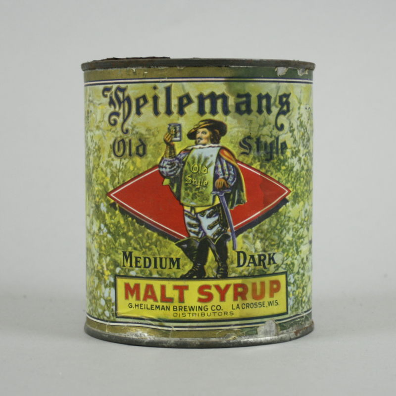Things that Matter: Heileman's Old Style Malt Syrup
