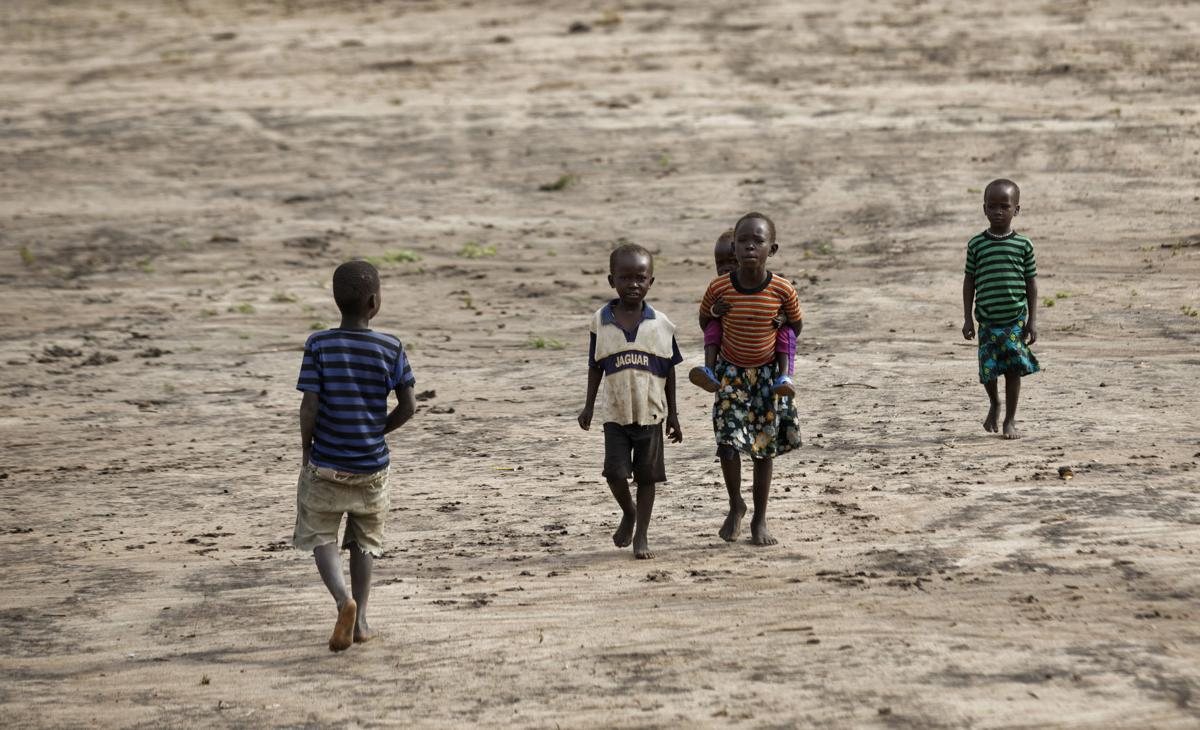 APTOPIX Uganda South Sudan Refugee Schools