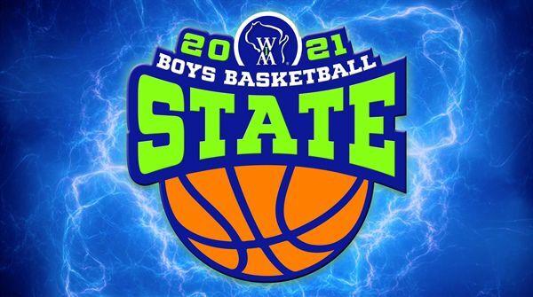 WIAA boys state basketball logo
