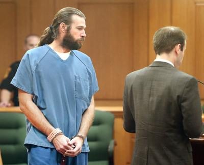 Erik Sackett in court Aug. 15