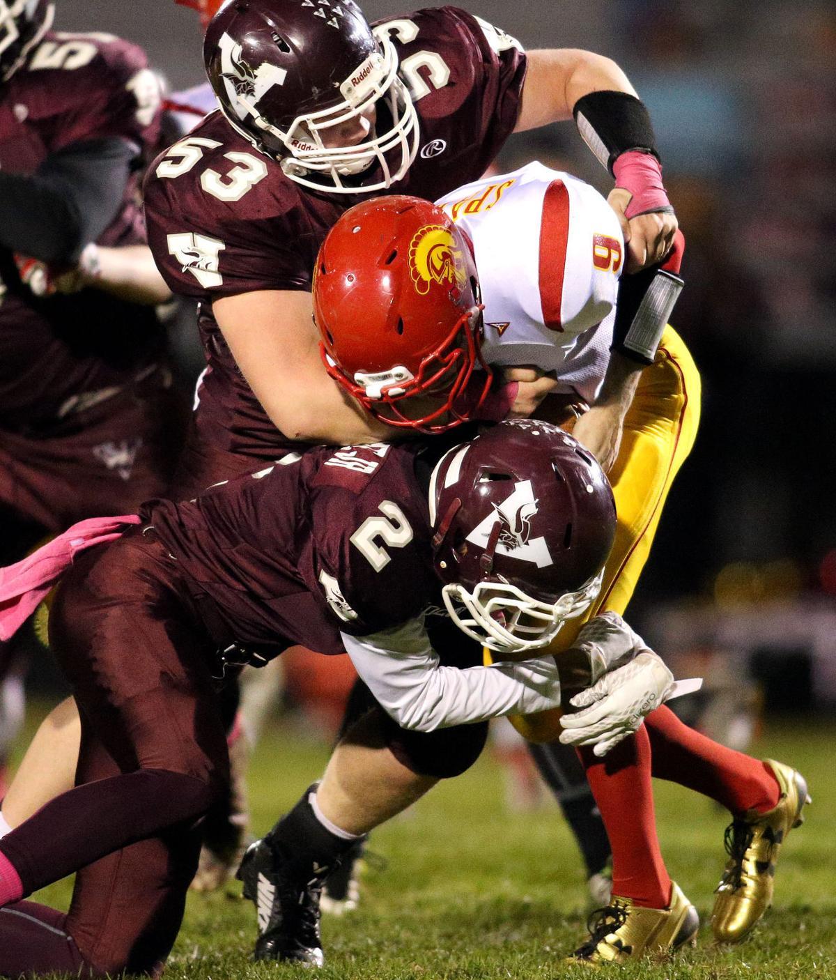 Craig Newsome Jr. football