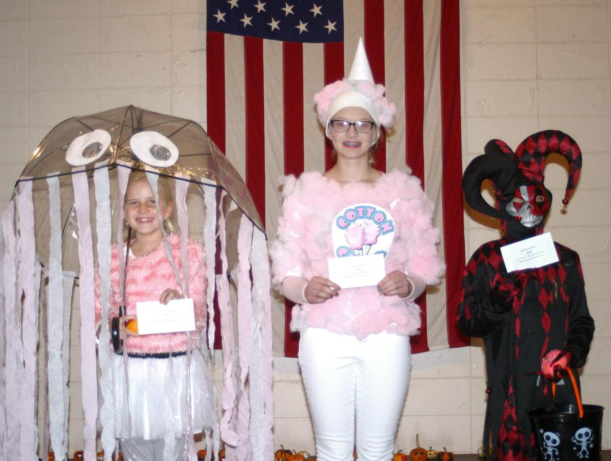 CVAYF: Halloween winners age 8-18