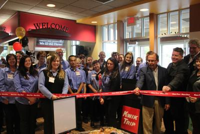 New Kwik Trip in Black River Falls officially opens | Jackson County