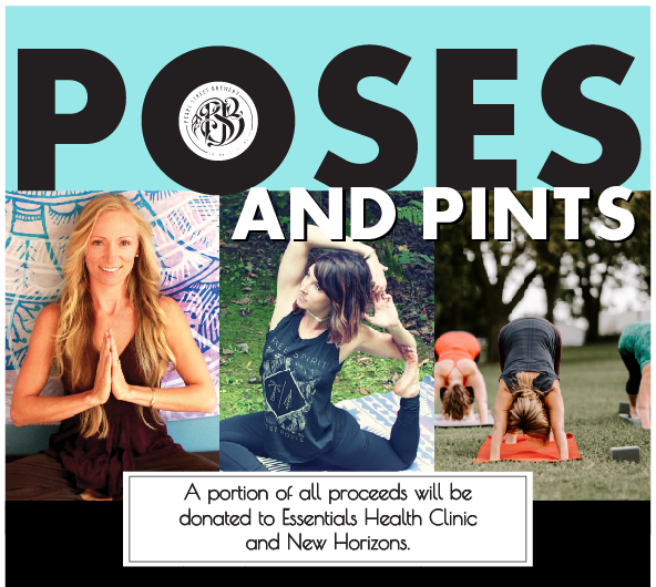 Poses and Pints