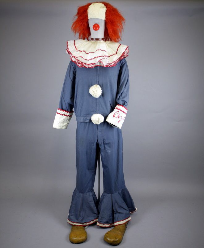 Things That Matter: Bozo the Clown costume