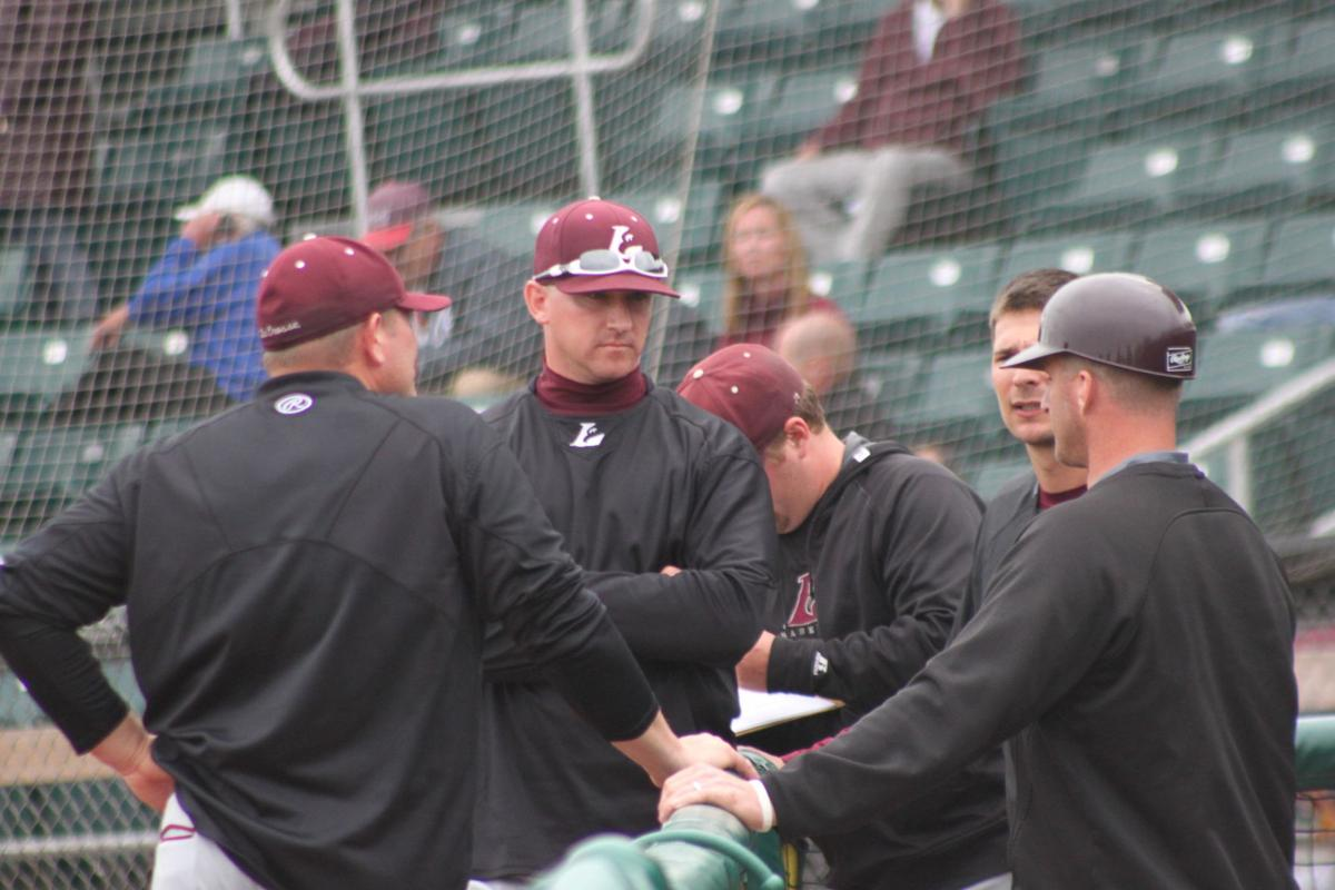 A coaches meeting