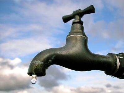 FILE -- water faucet