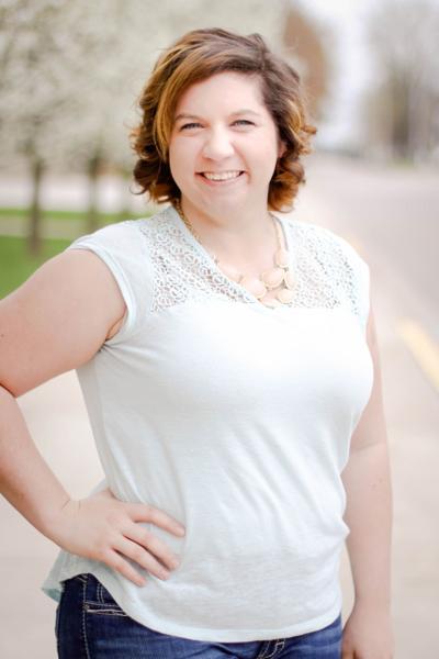 Cassie Olson Mugshot