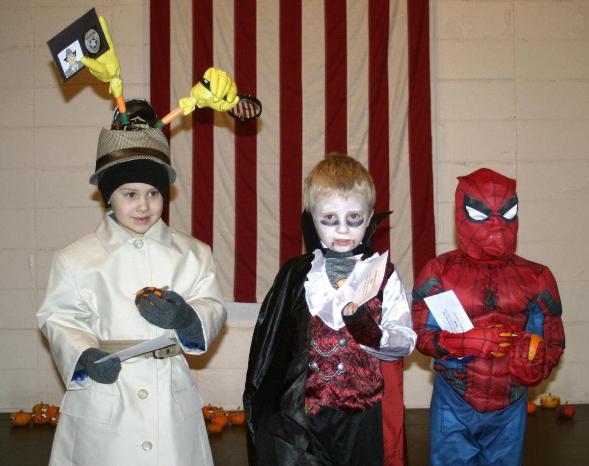 CVAYF: Halloween winners ages 3-7
