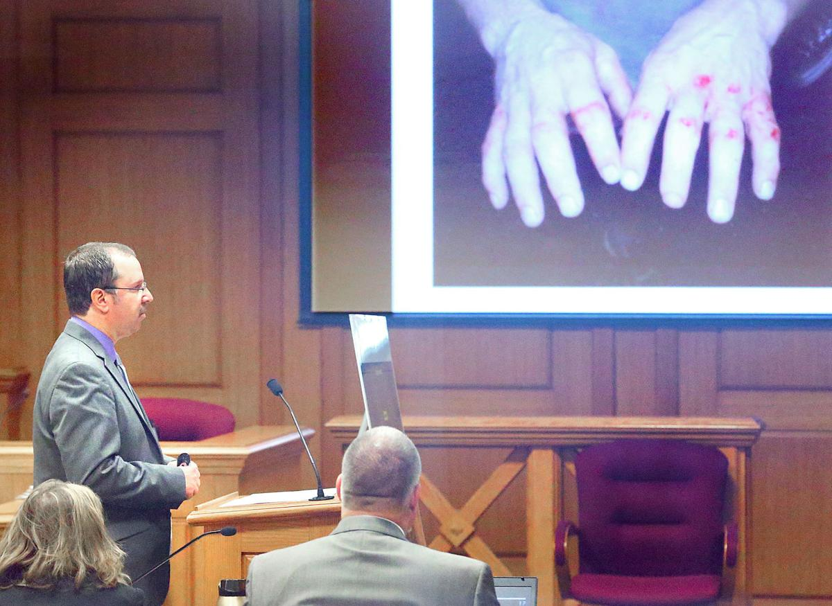Day 2: Todd Kendhammer trial