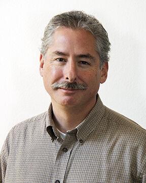UW-L Biology professor Roger Haro