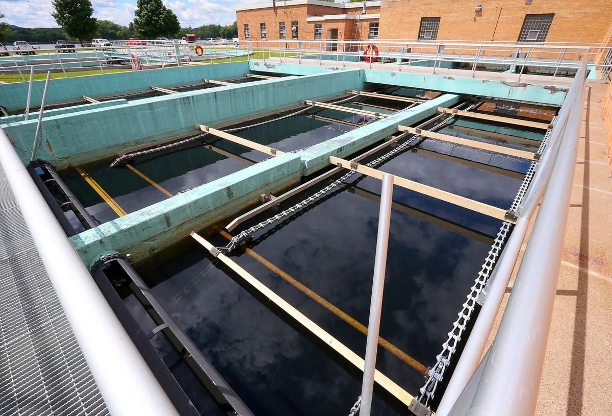 Hidden Places: La Crosse Wastewater Treatment Plant