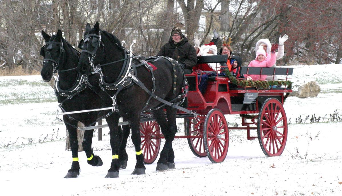 CVAYF: Carriage Rides