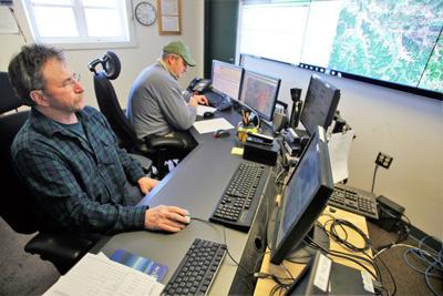 Fort McCoy's Range Fire Desk is 'heartbeat' of Fort McCoy's