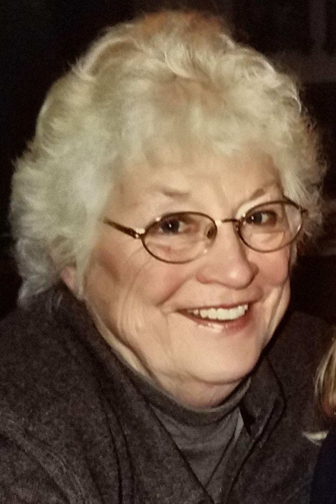 Suzanne Garrett