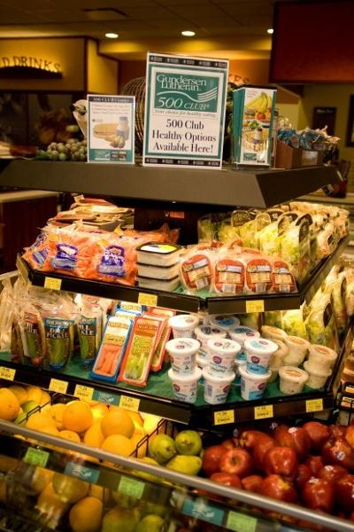 Kwik Trip joins 500 Club, to offer healthier food choices | Local