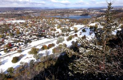 View from Grandads Bluff