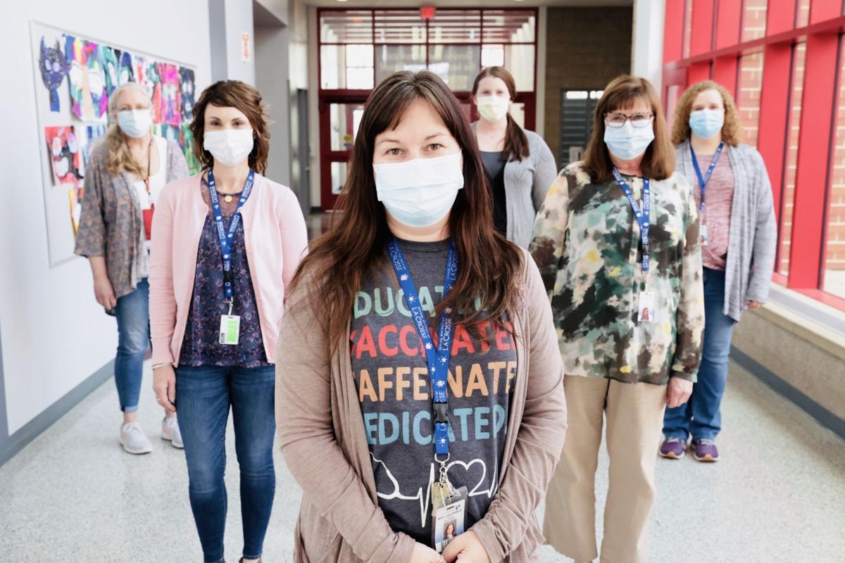 School District of La Crosse nursing staff