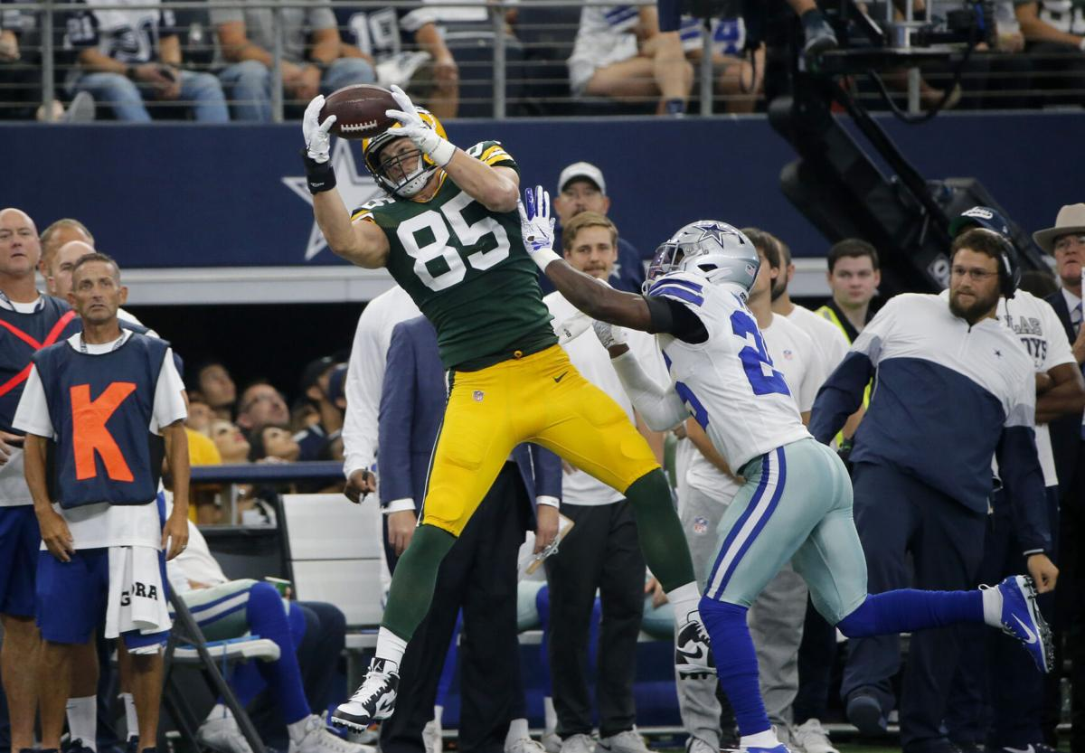 For Robert Tonyan Disappointment Of 2019 Could Lead To Huge Role In Packers 2020 Scheme Football Lacrossetribune Com