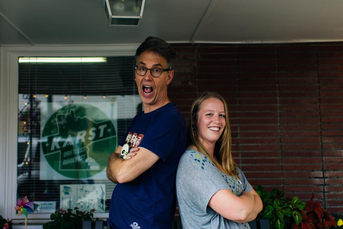 Todd and Amanda