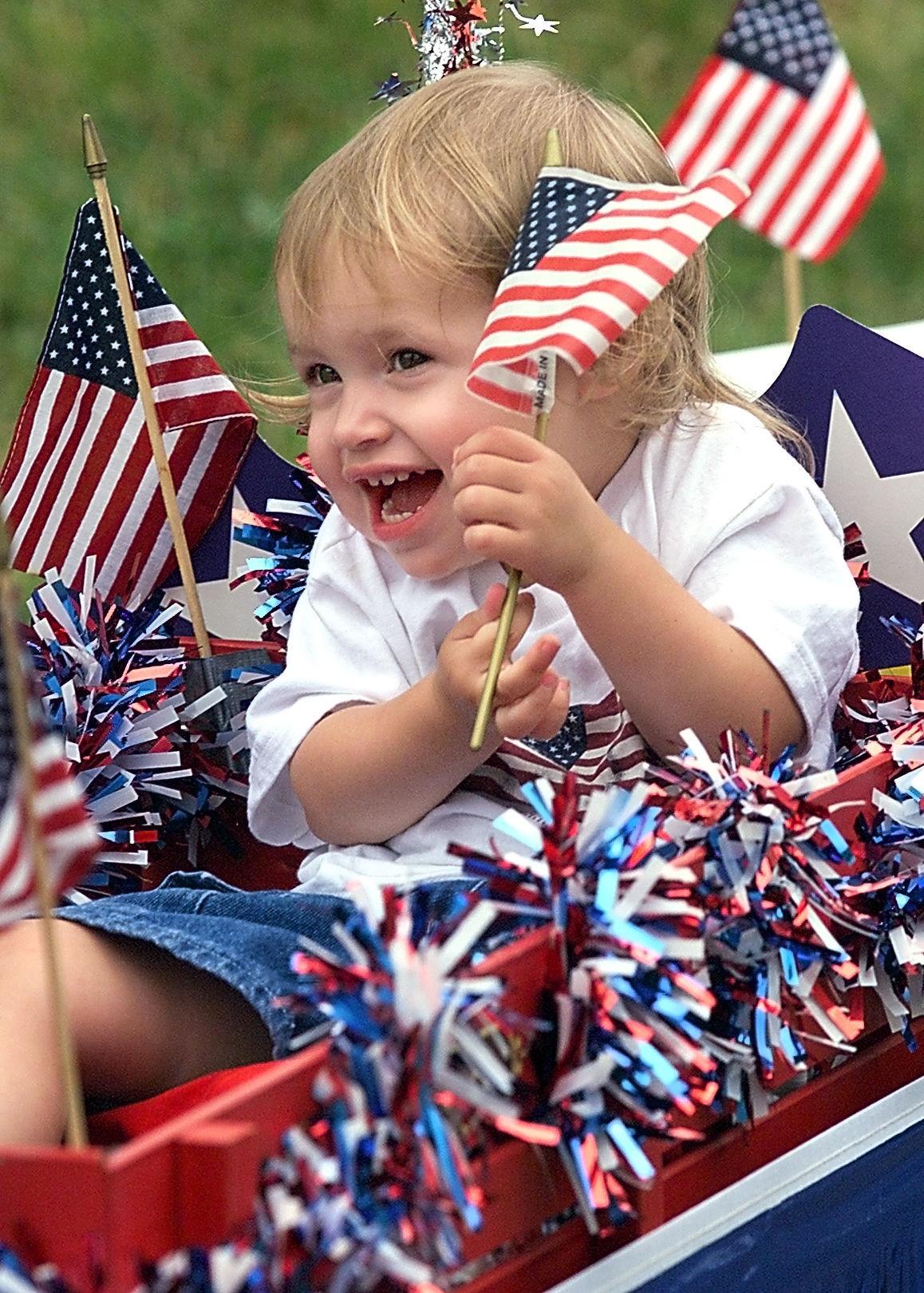 Riverfest 1999: Kids Parade