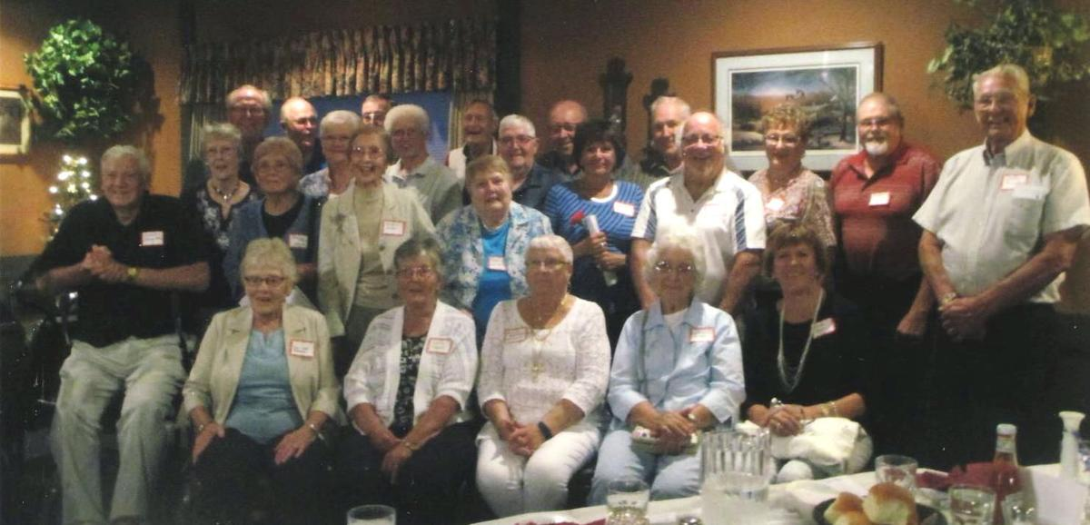 Westby class of 1957